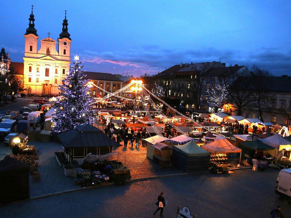 Vánoční trhy Uherské Hradiště
