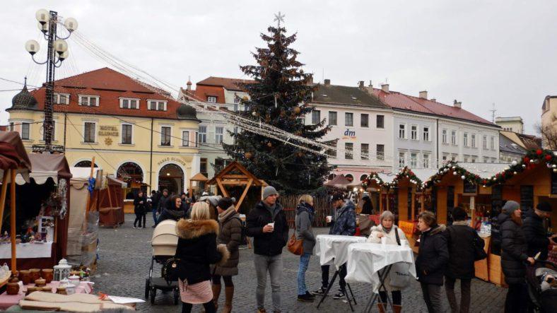 Vánoční jarmark Uherské Hradiště